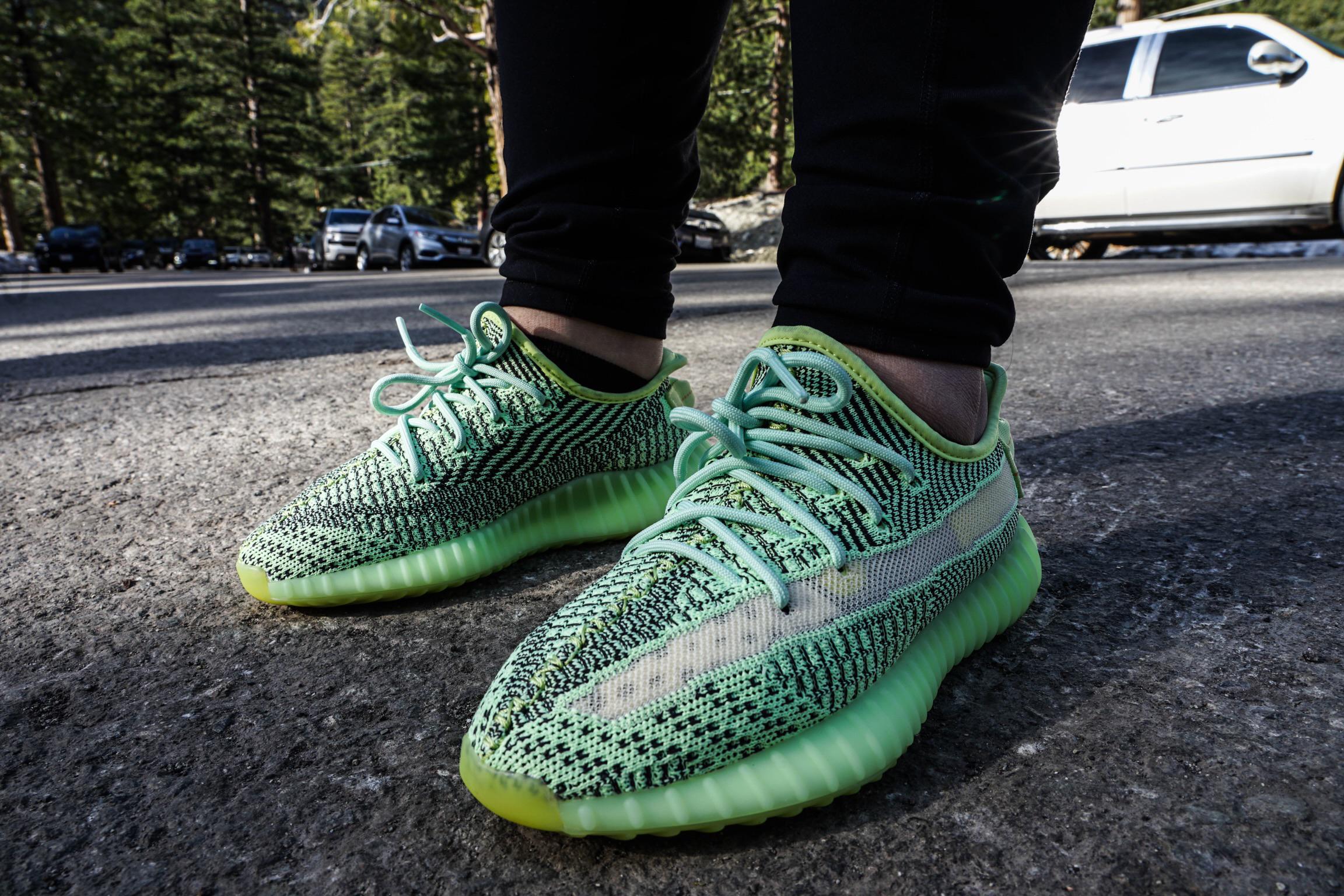 adidas yeezy boost 350 v2 yeezreel non-reflective
