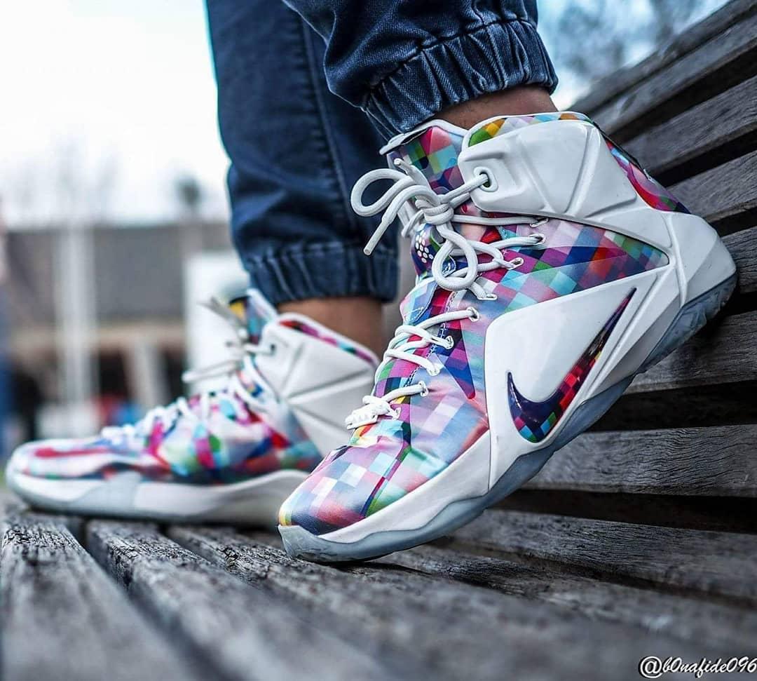Nike LeBron 12 EXT - Finish Your